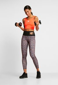 HIIT - NADIA CORE SPORTS - Sport BH - orange - 1