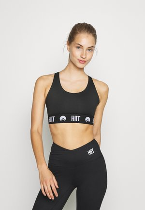 ESSENTIAL BRANDED BRALET 2 PACK - Sport BH - black/blue