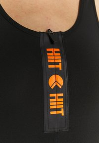 HIIT - FULMAR SHORT ALL IN - Trainingsanzug - black - 5