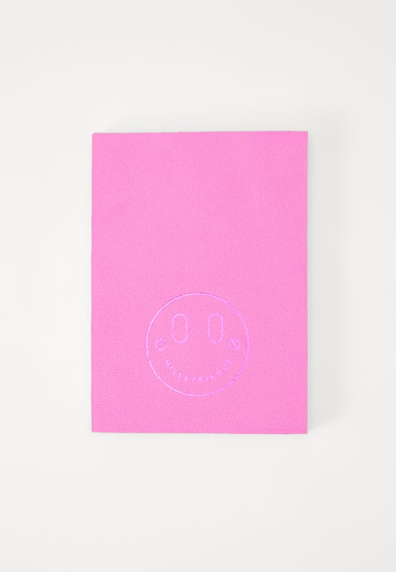 Hill & Friends - SMALL NOTEBOOK BOXED - Jiné - pink