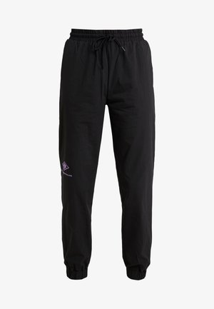 TRACK PANTS - Pantalon de survêtement - black crepe