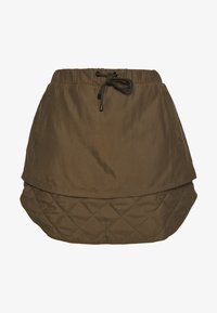 Han Kjobenhavn - LAYER SKIRT - A-line skirt - dusty brown - 3