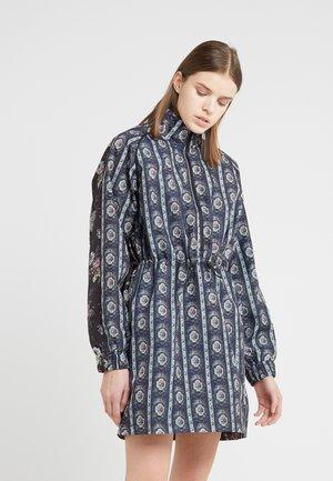 TRACK DRESS - Abito a camicia - dark blue