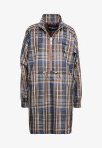 Han Kjobenhavn - TRACK DRESS - Vestito estivo - brown check - 5