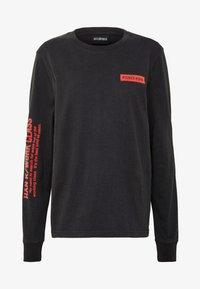 Han Kjobenhavn - ARTWORK TEE - Camiseta de manga larga - black - 3