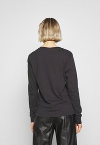 Han Kjobenhavn - ARTWORK TEE - Camiseta de manga larga - black - 2