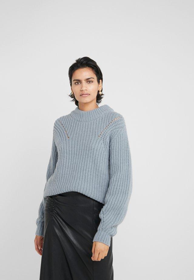 BULKY  - Stickad tröja - grey