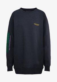 Han Kjobenhavn - RELAXED CREW - Sweatshirt - faded black - 4