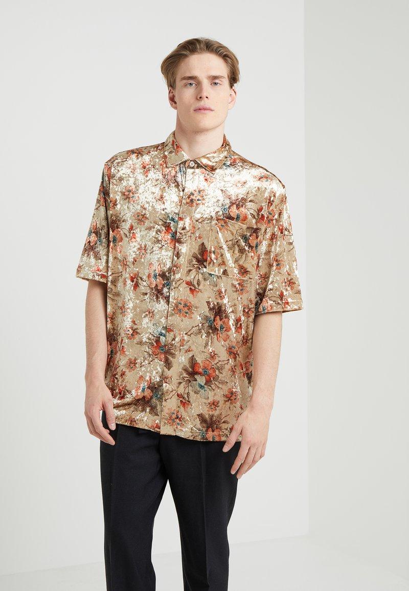 Han Kjobenhavn - BOXY SHIRT - Camisa - multicolor