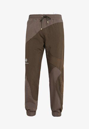 TRACK PANTS - Pantalon de survêtement - crepe green