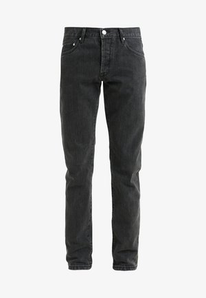 Jeans slim fit - black stone wash