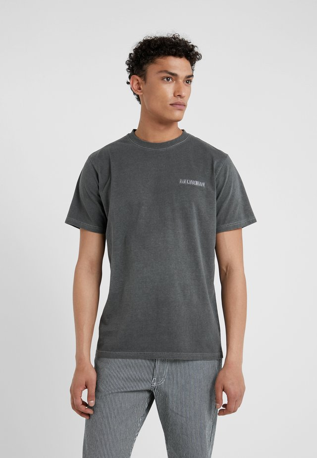 CASUAL TEE - T-shirts basic - dark grey