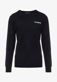 Han Kjobenhavn - CASUAL LONG SLEEVE - Long sleeved top - black - 3
