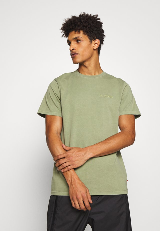 CASUAL TEE - T-shirts basic - army
