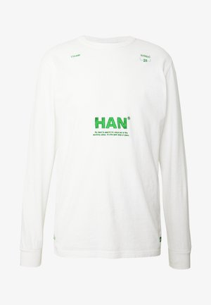 ARTWORK - Langærmede T-shirts - off white