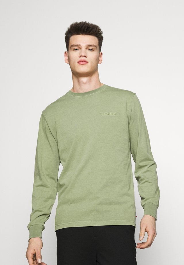 CASUAL LONG SLEEVE - T-shirt à manches longues - army
