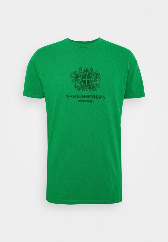 ARTWORK TEE - T-Shirt print - green