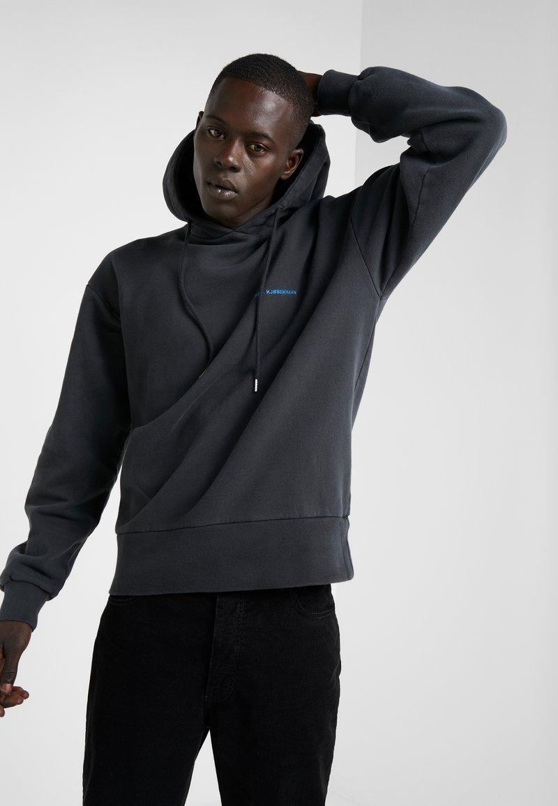Han Kjobenhavn - BULKY HOODIE - Hoodie - faded black