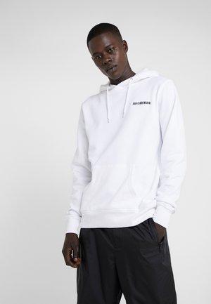 CASUAL HOODIE - Hoodie - white