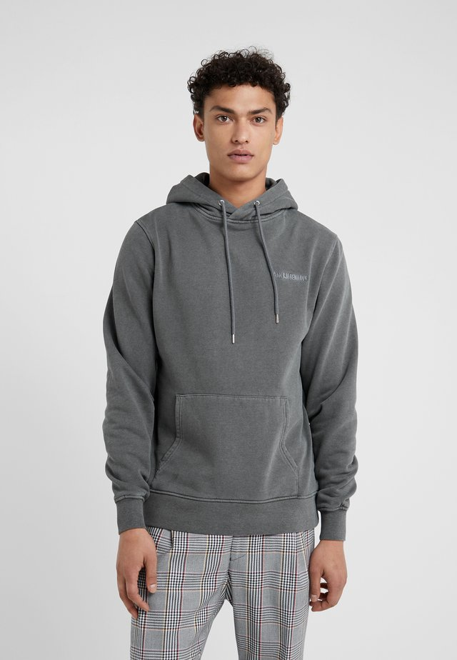 CASUAL - Sweat à capuche - dark grey