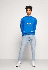 Han Kjobenhavn - BULKY CREW - Sweatshirt - blue - 1