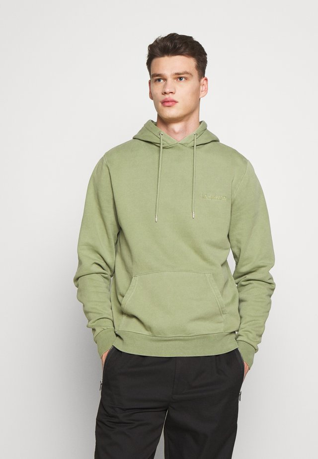 CASUAL HOODIE - Jersey con capucha - army