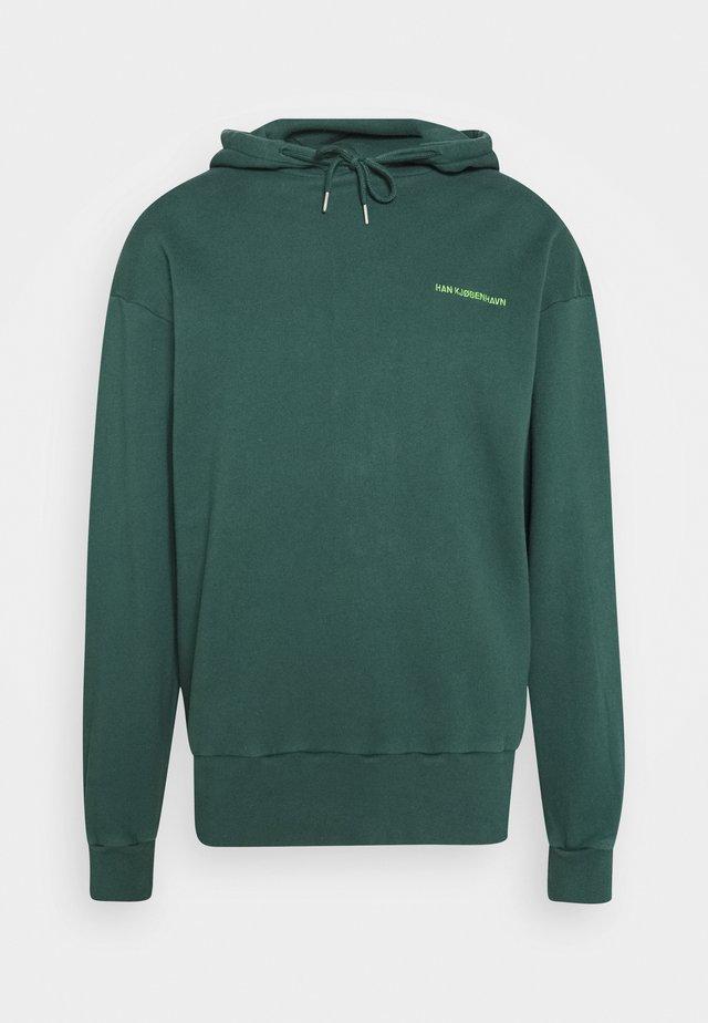 BULKY HOODIE - Hoodie - faded green