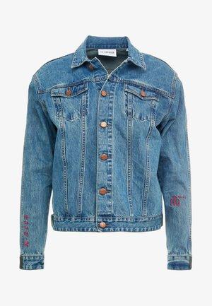 Denim jacket - worn out