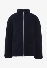 Han Kjobenhavn - TRACK  - Fleece jacket - navy - 4