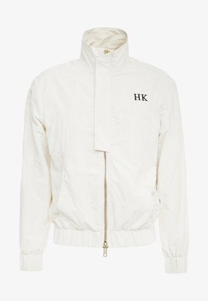TRACK TOP - Summer jacket - white