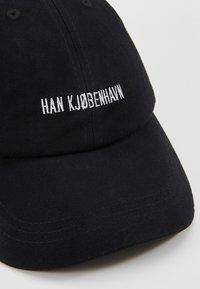 Han Kjobenhavn - Kšiltovka - black - 6