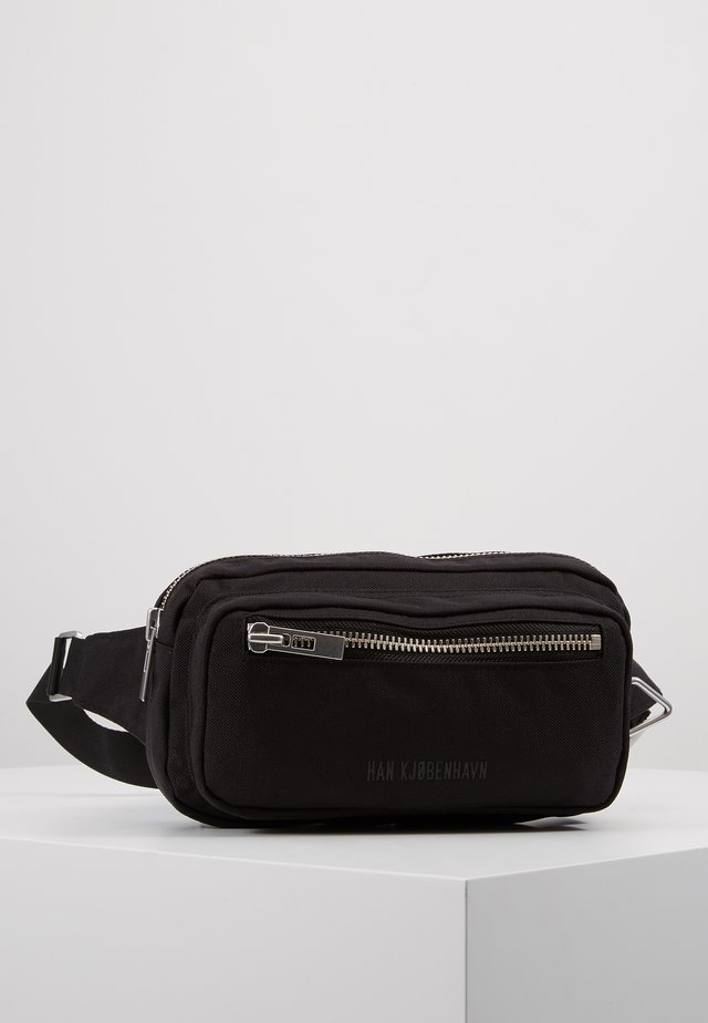 WAISTBAG - Bältesväska - black