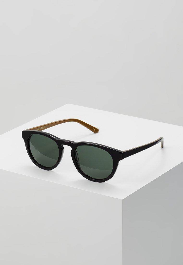 Han Kjobenhavn - TIMELESS GRANITE  - Sonnenbrille - black/liquorice