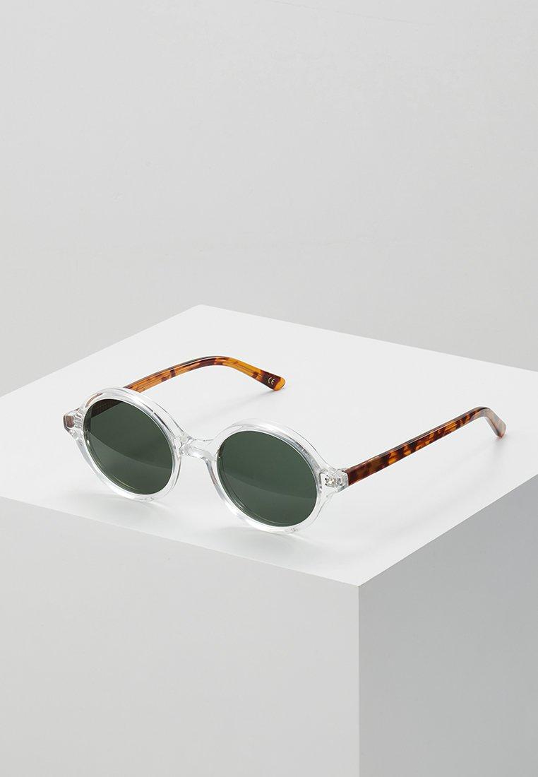 Han Kjobenhavn - DOC - Sunglasses - clear/amber