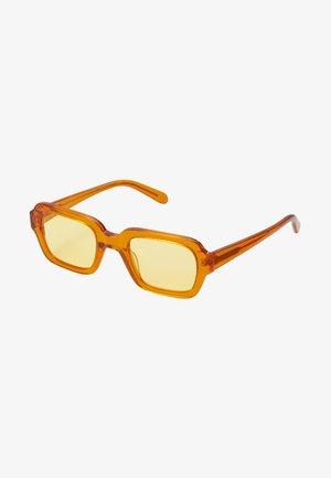 CODE - Sunglasses - transparent/orange