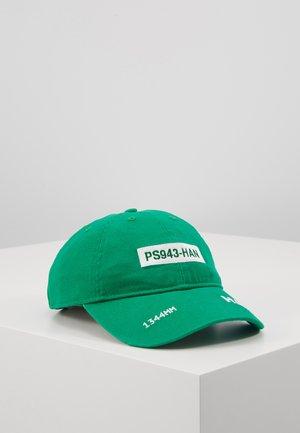CAP - Kšiltovka - green