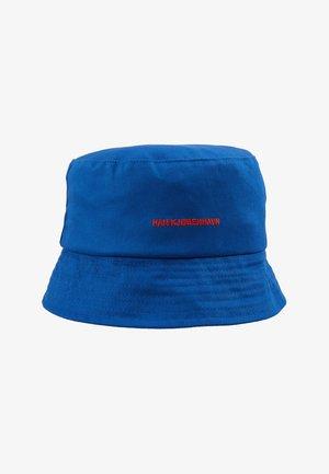 BUCKET HAT - Hatte - blue