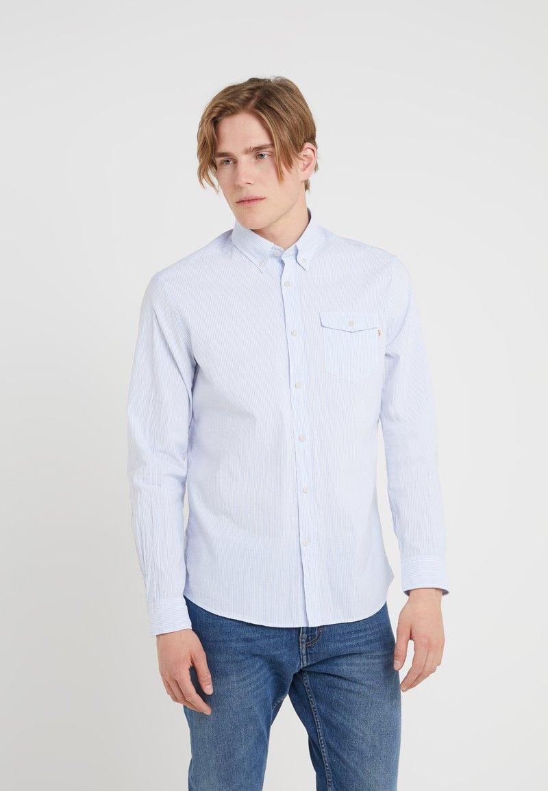 HKT by Hackett - BENGAL - Camisa - blue/white