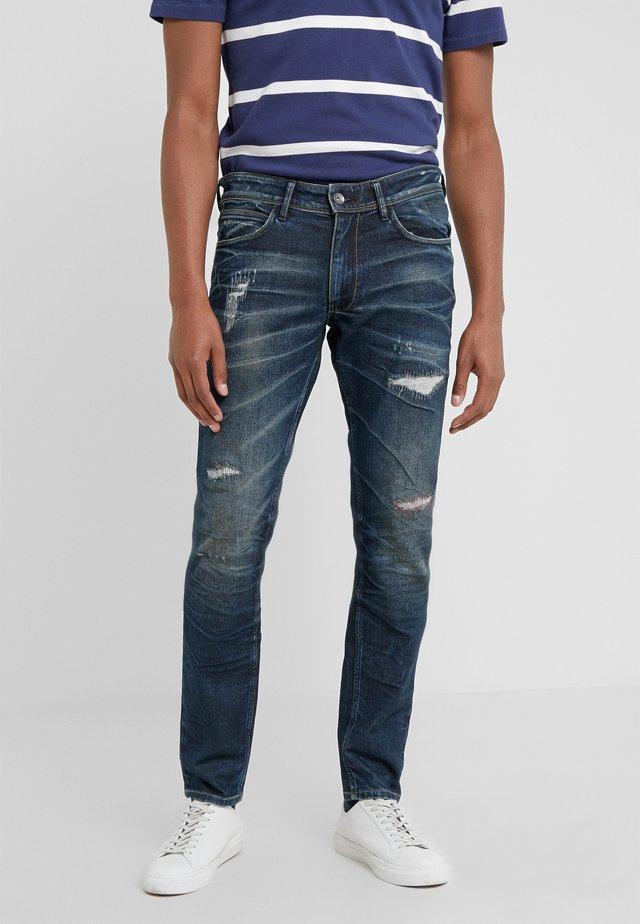 REPAIR - Jeans slim fit - denim