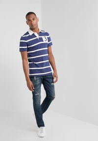 HKT by Hackett - REPAIR - Jeans Slim Fit - denim