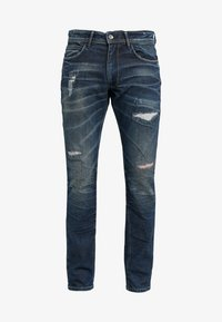 HKT by Hackett - REPAIR - Jeans Slim Fit - denim - 4