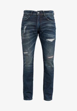 REPAIR - Slim fit jeans - denim