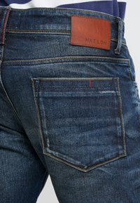 HKT by Hackett - REPAIR - Jeans Slim Fit - denim - 3