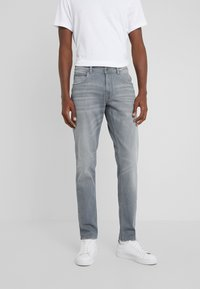 HKT by Hackett - CORE  - Džíny Straight Fit - grey - 0
