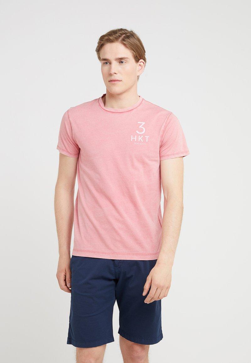 HKT by Hackett - LOGO TEE - T-shirts print - red