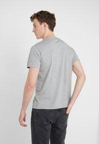 HKT by Hackett - T-Shirt print - grey marl - 2