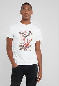 HKT by Hackett - THRILLS - T-shirts print - white - 0