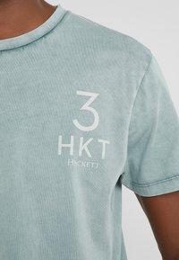 HKT by Hackett - TEE - Print T-shirt - spruce - 5