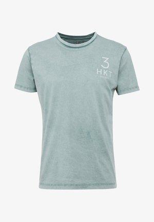 TEE - T-shirt imprimé - spruce
