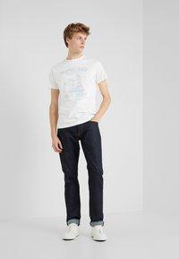 HKT by Hackett - MERMAID - Print T-shirt - white - 1